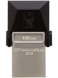 Kingston Data Traveler MicroDuo DTDUO3 16GB USB 3.0 Pen Drive Price in India