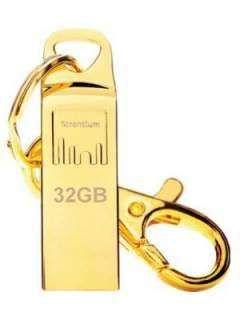Strontium Ammo 32GB USB 2.0 Pen Drive Price in India