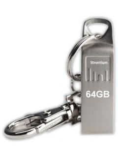 Strontium Ammo 64GB USB 2.0 Pen Drive Price in India