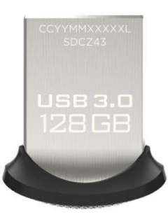 SanDisk Ultra Fit 128GB USB 3.0 Pen Drive Price in India