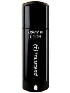 Transcend JetFlash 350 64GB USB 2.0 Pen Drive Price in India