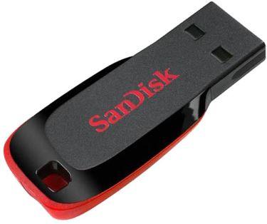 SanDisk Cruzer Blade 4GB USB 2.0 Pen Drive Price in India