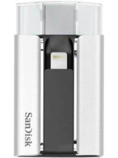SanDisk iXpand 64GB USB 2.0 Pen Drive Price in India