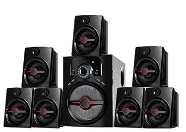 I Kall IK-4444 7.1 Home Theatre System Price in India