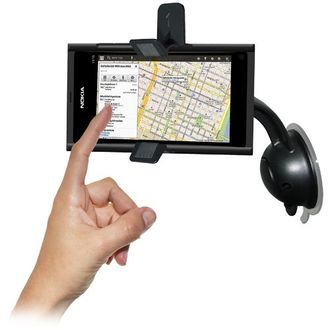 Amzer Car Mount and Case for BlackBerry Z10 (95684) Price in India