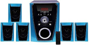 Krisons PoloBlue 5.1 Home Theatre System Price in India