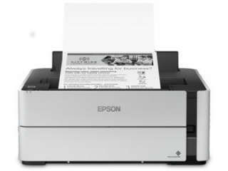 Epson EcoTank M1180 Single Function Inkjet Printer Price in India