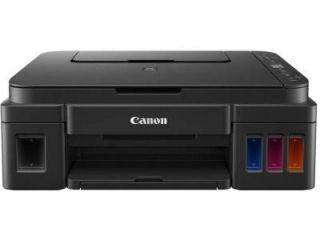 Canon Pixma G3010 Multi Function Inkjet Printer Price in India