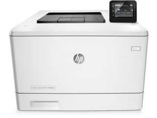 HP Color LaserJet Pro M452dw (CF394A) Single Function Laser Printer Price in India