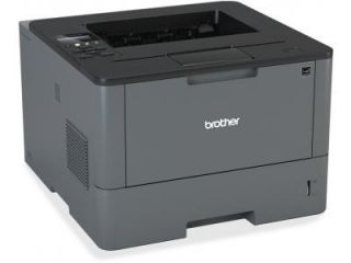 Brother HL-L5100DN Single Function Laser Printer Price in India