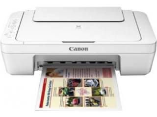 Canon PIXMA MG3077S Multi Function Inkjet Printer Price in India