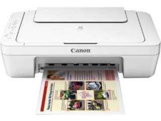 Canon PIXMA MG3077S Multi Function Inkjet Printer Price in India