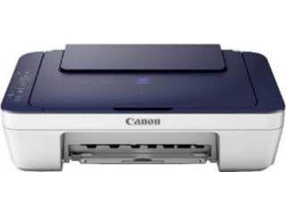 Canon Pixma E417 Multi Function Inkjet Printer Price in India
