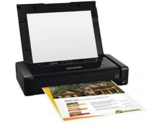 Epson WorkForce WF-100 Single Function Inkjet Printer Price in India