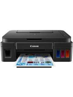 Canon Pixma G3000 Multi Function Inkjet Printer Price in India