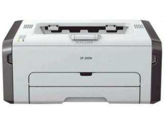Ricoh Aficio SP 200N Single Function Laser Printer Price in India