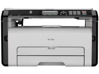 Ricoh SP 210SU Multi Function Laser Printer Price in India
