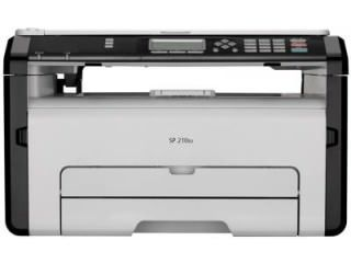 Ricoh SP 210SU Multi Function Laser Printer Price in India