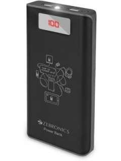 Zebronics ZEB-PG20000D 20000 mAh Power Bank Price in India