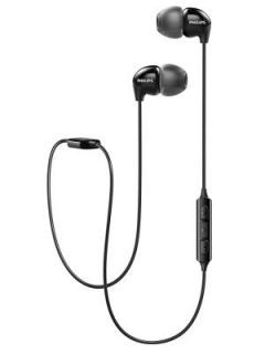 Philips SHB3595BK Bluetooth Headset Price in India