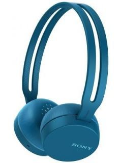 Sony WH-CH400 Bluetooth Headset Price in India