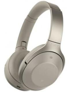 Sony MDR-1000X Bluetooth Headset Price in India