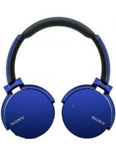 Sony MDR-XB650BT Bluetooth Headset Price in India