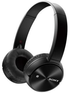 Sony MDR-ZX330BT Bluetooth Headset Price in India