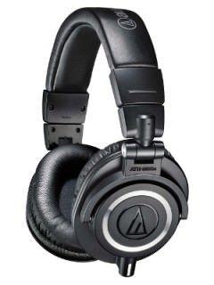 Audio Technica ATH-M50x Headphone Price in India