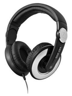 Sennheiser HD 205 II Headset Price in India