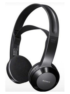 Sony MDR-IF245 Headset Price in India