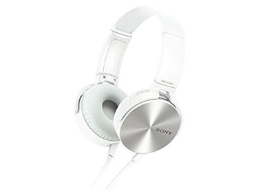 Sony MDR-XB450 Headset Price in India
