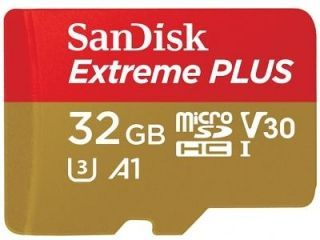SanDisk SDSQXBG-032G-GN6MA 32GB Class 10 MicroSDHC Memory Card Price in India