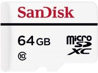 SanDisk SDSDQQ-064G-G46A 64GB Class 10 MicroSDXC Memory Card Price in India