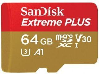 SanDisk SDSQXBG-064G-GN6MA 64GB Class 10 MicroSDXC Memory Card Price in India