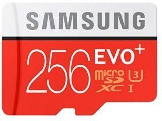 Samsung EVO Plus MB-MC256 256GB Class 10 MicroSDXC Memory Card Price in India