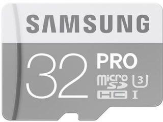 Samsung MB-MG32EA 32GB Class 10 MicroSDHC Memory Card Price in India