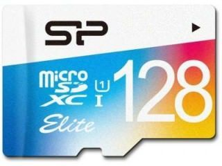 Silicon Power SP128GBSTXBU1V20AE 128GB Class 10 MicroSDXC Memory Card Price in India