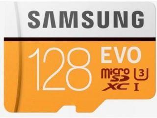 Samsung MB-MP128DA 128GB Class 10 MicroSDXC Memory Card Price in India