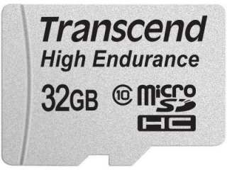 Transcend TS32GUSDHC10V 32GB Class 10 MicroSD Memory Card Price in India