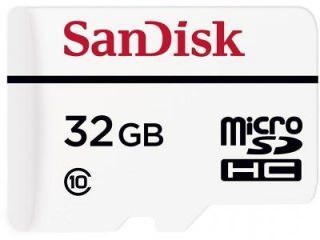 SanDisk SDSDQQ-032G-G46A 32GB Class 10 MicroSDHC Memory Card Price in India