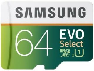 Samsung MB-ME64DA 64GB Class 10 MicroSDXC Memory Card Price in India