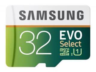 Samsung MB-ME32DA 32GB Class 10 MicroSDHC Memory Card Price in India
