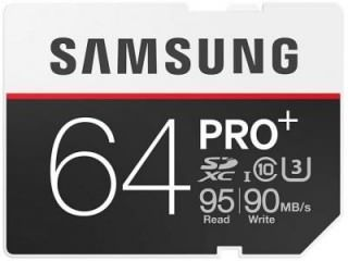 Samsung MB-SD64D 64GB Class MicroSDXC Memory Card Price in India