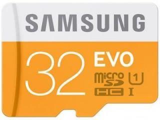 Samsung MB-MP32DA 32GB Class 10 MicroSDHC Memory Card Price in India