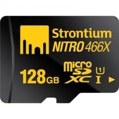 Strontium SRN128GTFU1C 128GB Class 10 MicroSDXC Memory Card Price in India