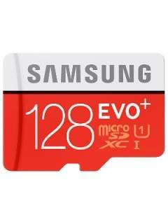 Samsung MB-MC128D 128GB Class 10 MicroSDXC Memory Card Price in India