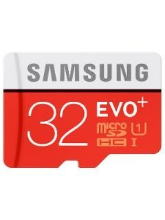 Samsung MB-MC32D 32GB Class 10 MicroSDHC Memory Card Price in India