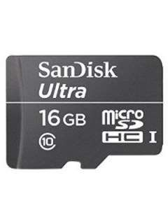SanDisk SDSDQL-016G 16GB Class 10 MicroSDHC Memory Card Price in India