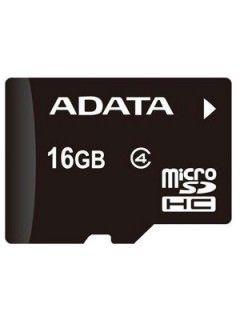 AData AUSDH16GCL4-R 16GB Class 4 MicroSDHC Memory Card Price in India